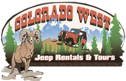 Jeep Tours & Jeep Rentals in Ouray CO 81427